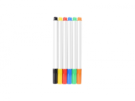 Sublimation Pen (6 Colors)