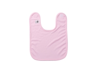 Sublimation Baby Bib (Pink, 29*37cm)