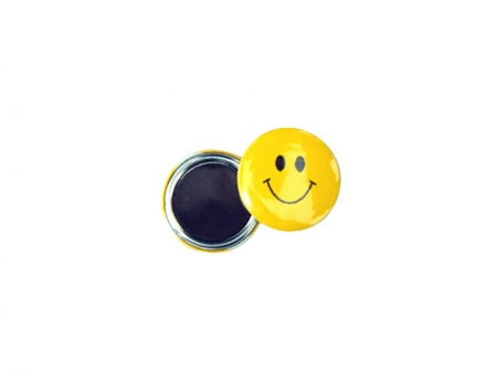 Sublimation 75mm Magnetic Buttons