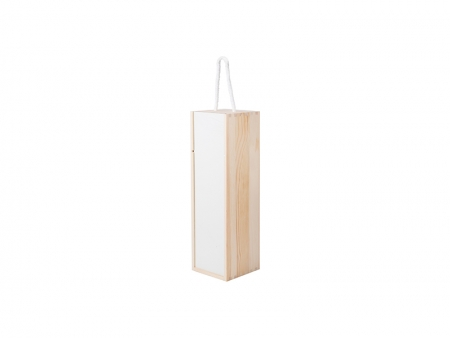 Sublimation Natural Wooden Wine Case
