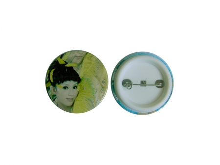Sublimation 44mm Round Buttons