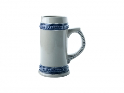 Sublimation 22oz Beer Mug