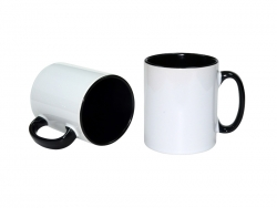 Sublimation 10oz Inner Rim Color Mug