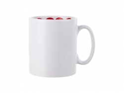 Sublimation 10oz Motto Mug (I LOVE YOU)