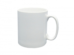 Sublimation 10oz Classic White Ceramic Mug JS Coating